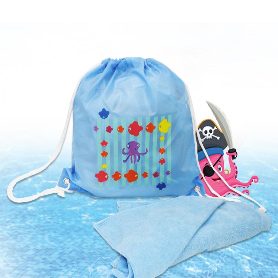 Swimming Bag and Microfibre Towel