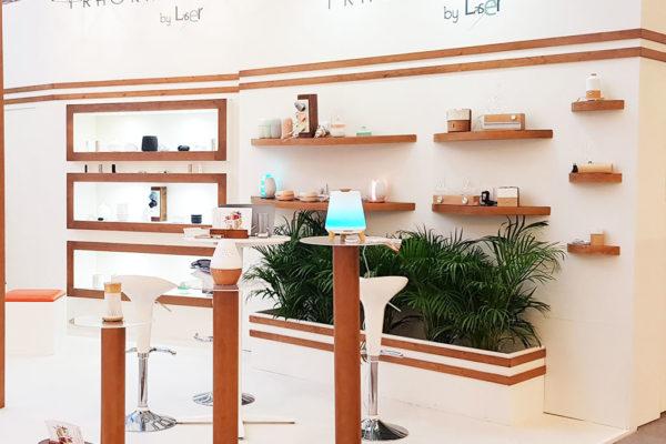 2018 Sens & Fragrance by Laser au salon Ambiente !