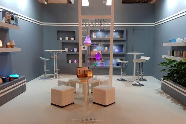2019 Sens et Fragrance by Laser au Salon Ambiente !