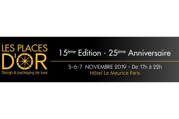 Laser Paris sera au salon Les Places d'Or en novembre prochain !